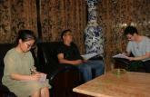 安徽师范大学生科院赴皖北地区制药企业调研团队与华源医药展开调研前会议