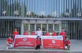 合肥工业大学暑期三下乡文化调研团赴杭州调研丝绸文化