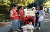 安徽工业大学学子街头走访,关注脑瘫儿童成长