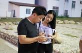 纸短情长——安徽师范大学赴岳西县健康扶贫现状调研团队问卷调查活动