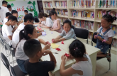 安徽工业大学电气与信息工程学院暑期社会实践队赴佳山乡学苑社区志愿活动