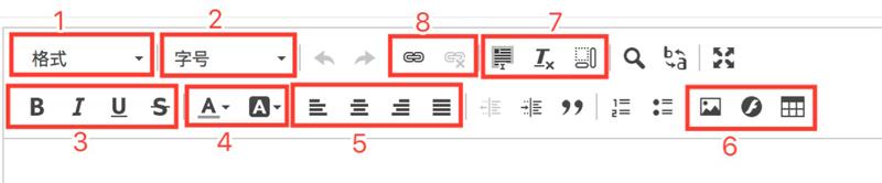 安徽大学生网通讯社编辑器升级3.0操作及使用说明