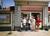 滁州学院大学生赴定远县开展扶贫攻坚社会实践活动