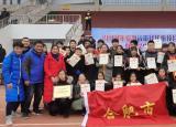 合肥市田径传统项目学校比赛获佳绩