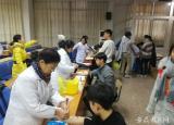 芜湖高级职业技术学校顺利完成学生健康体检工作