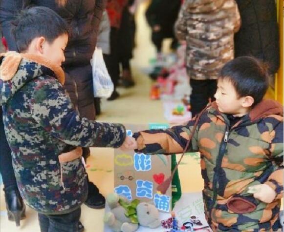 环保迎新年,掌声送给安徽亳州幼师第一附属幼儿园