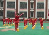 芜湖县幼儿园早操录像评比活动圆满结束