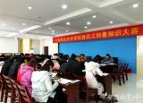 六安职业技术学院举办教职工科普知识大赛