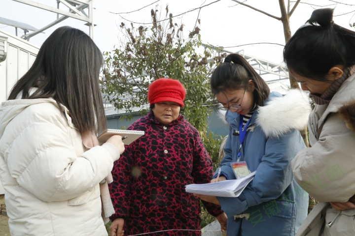 安徽财经大学暖阳调研团开展新型职业农民培育推动农村精准扶贫调查