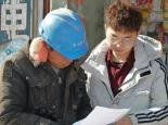 安徽财经大学星星之火实践团队前往砀山县进行有关电商扶贫的问卷调查
