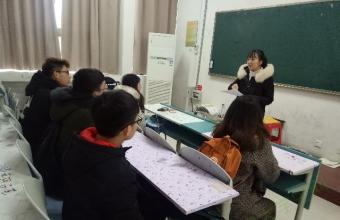 安徽财经大学星星之火实践团队前往砀山县进行电商扶贫调研