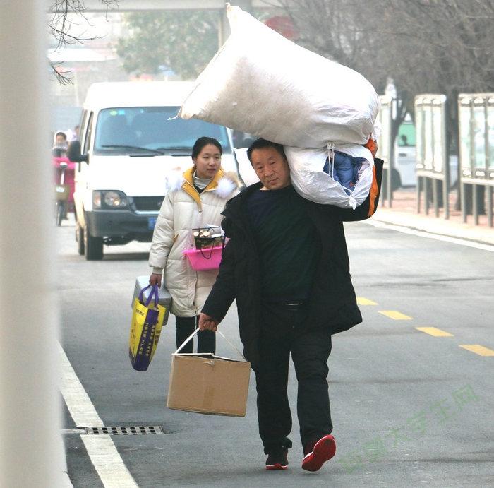 首批春招生入住亳州工业学校,开学季,哪幅画面最美丽?