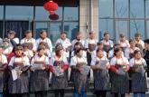 感恩女性 情系万心  巢湖学院工商青协开展3·8妇女节祝福活动