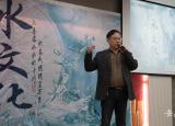 河海大学文天学院联合马鞍山市实验中心开展水文化宣传活动