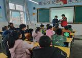 巢湖学院化材学院青协开展科普益教支教行活动
