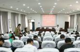 亳州工业学校举办工业机器人技术应用比赛