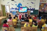 提升幼儿自理能力黟县幼儿园开展劳动最光荣主题教育系列活动