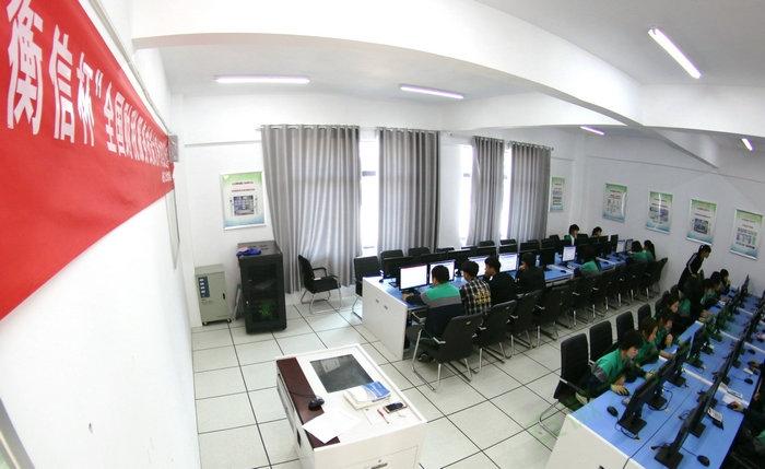 亳州工业学校作为全省唯一一所中职校挺进全国总决赛!