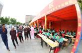 迎祖国七十华诞,展职教时代风采!亳州市领导参观这项六连冠专业技能…