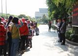 马鞍山市特教学校举办第三届亲子趣味运动会