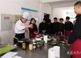 芜湖高级职业技术学校开设公开课促进青年教师更快成长