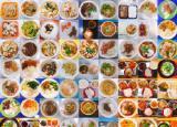 女生连拍四年大学食堂饭菜 还记得你的大学食堂最爱吗?