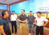 安徽省教育厅职成处副处长徐海洋赴亳州工业学校调研
