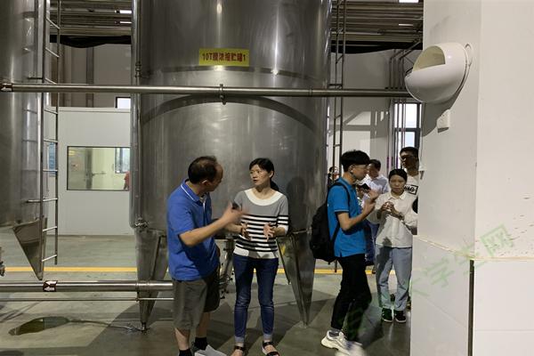 合工大学子走进宁德茶产业园,聚焦产业创新扶贫