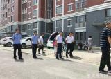 阜阳师范大学调研教职工居住小区门禁系统及周边环境建设