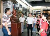 蚌埠学院组织统战骨干开展红色主题实践体验