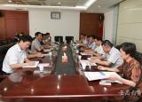 滁州市政府到安徽科技学院洽谈对接产学研校地合作事宜