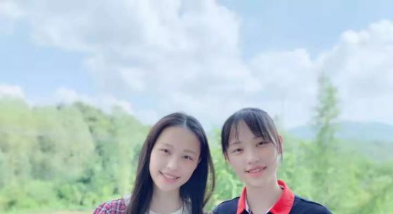 围观!双胞胎姐妹花双双考进中国科大!颜值超高