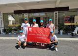 滁州学院学子关爱孤儿——传递真情小分队赴明光市社会福利院开展暑期社会实践