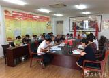 亳州中药科技学校参与文明城市创建打造洁净校园