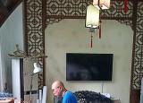 滁州学院大学生赴铁画之乡:探铁画之美 感匠人之心