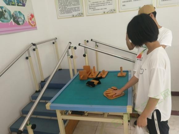 安徽工业大学:给残疾人一个更广阔的空间