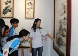 安徽大学生走向安徽省芜湖市大垄坊科技园了解创业相关知识