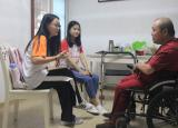 安徽师大学子寻访芜湖好人,扬中华民族传统美德