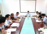 亳州工业学校新学期首个预备会收心凝心谋发展