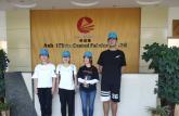 滁州学院赴来安县柏拉图涂层织布厂开展暑期社会实践活动