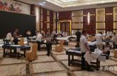 皖南医学院志愿者助力芜湖市第八届职工技能竞赛