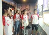 徜徉红色经典,缅怀英勇先烈——安师大化材学子赴铜陵芜湖等地学习红色事迹