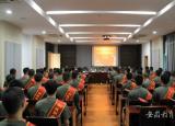 携笔从戎投身国防铜陵职业技术学院欢送2019年大学生新兵入伍