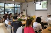 安徽大学筑梦青马小队赴基层学习:做追梦的织网人