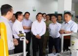 马鞍山市与安徽工业大学携手推进智能装备技术成果产业化
