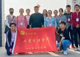 巢湖学院工商青协赴五星社区开展志愿帮扶贫困户活动