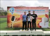 滁州學院學子獲省大學生體育聯賽跳高冠軍