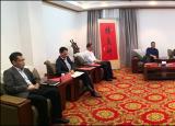 滁州學院赴武漢高校和央企考察調研