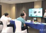 滁州學院學子全國大學生創新創業年會作論文交流