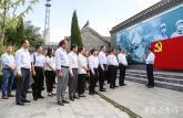 淮北师范大学把爱国主义教育融入到四项教育之中